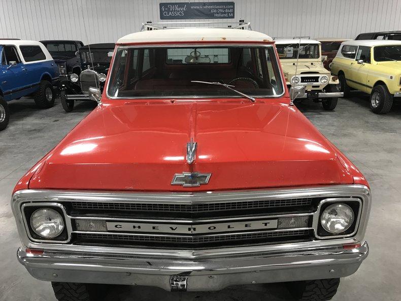 1969 1969 Chevrolet Suburban For Sale