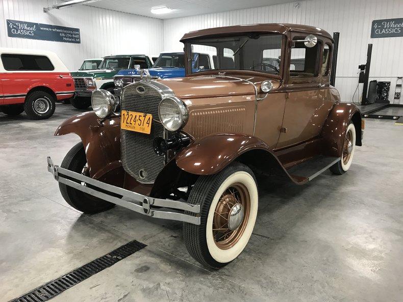 Ford Model A Wheel ClassicsClassic Car Truck And SUV Sales - Classic car 1930