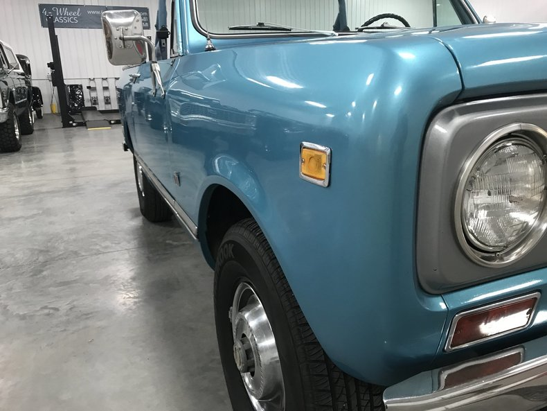 1972 1972 International Scout II For Sale