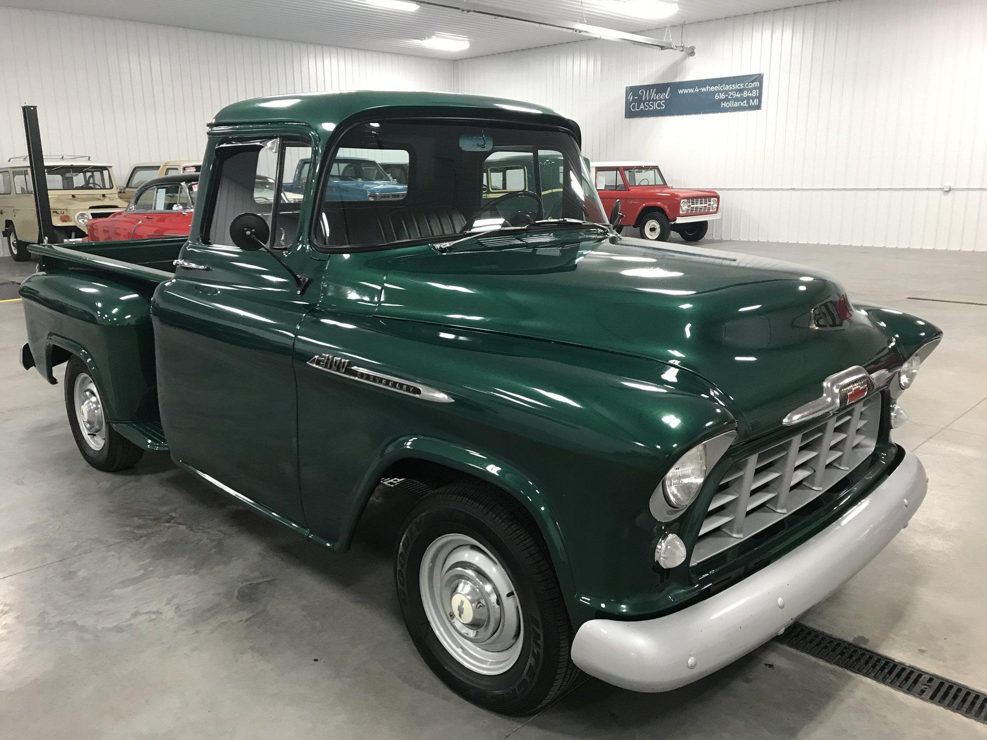 1956 Chevrolet 3100 | 4-Wheel Classics/Classic Car, Truck, and SUV Sales