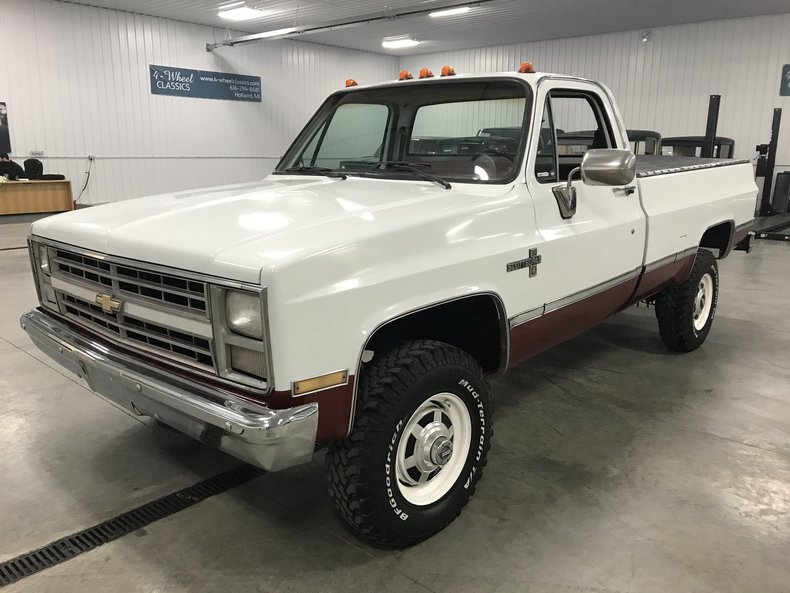 1983 Chevrolet K-30