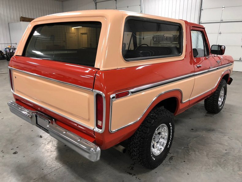 1978 ford bronco for sale 76130 mcg. Black Bedroom Furniture Sets. Home Design Ideas