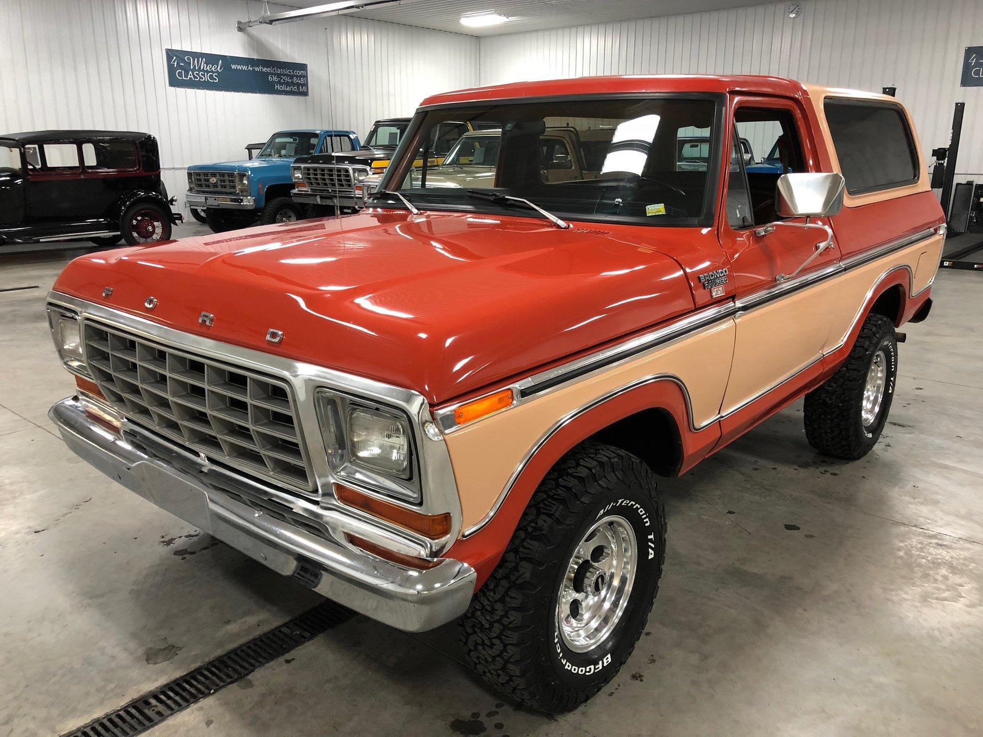 Ausgezeichnet 1978 Ford Bronco Specs Galerie - Elektrische ...