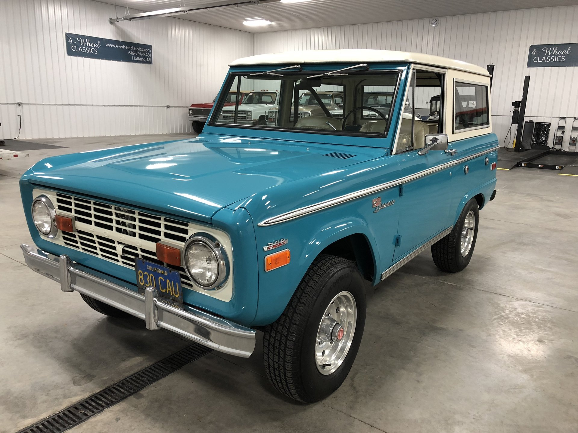 4838b371b552 hd 1970 ford bronco