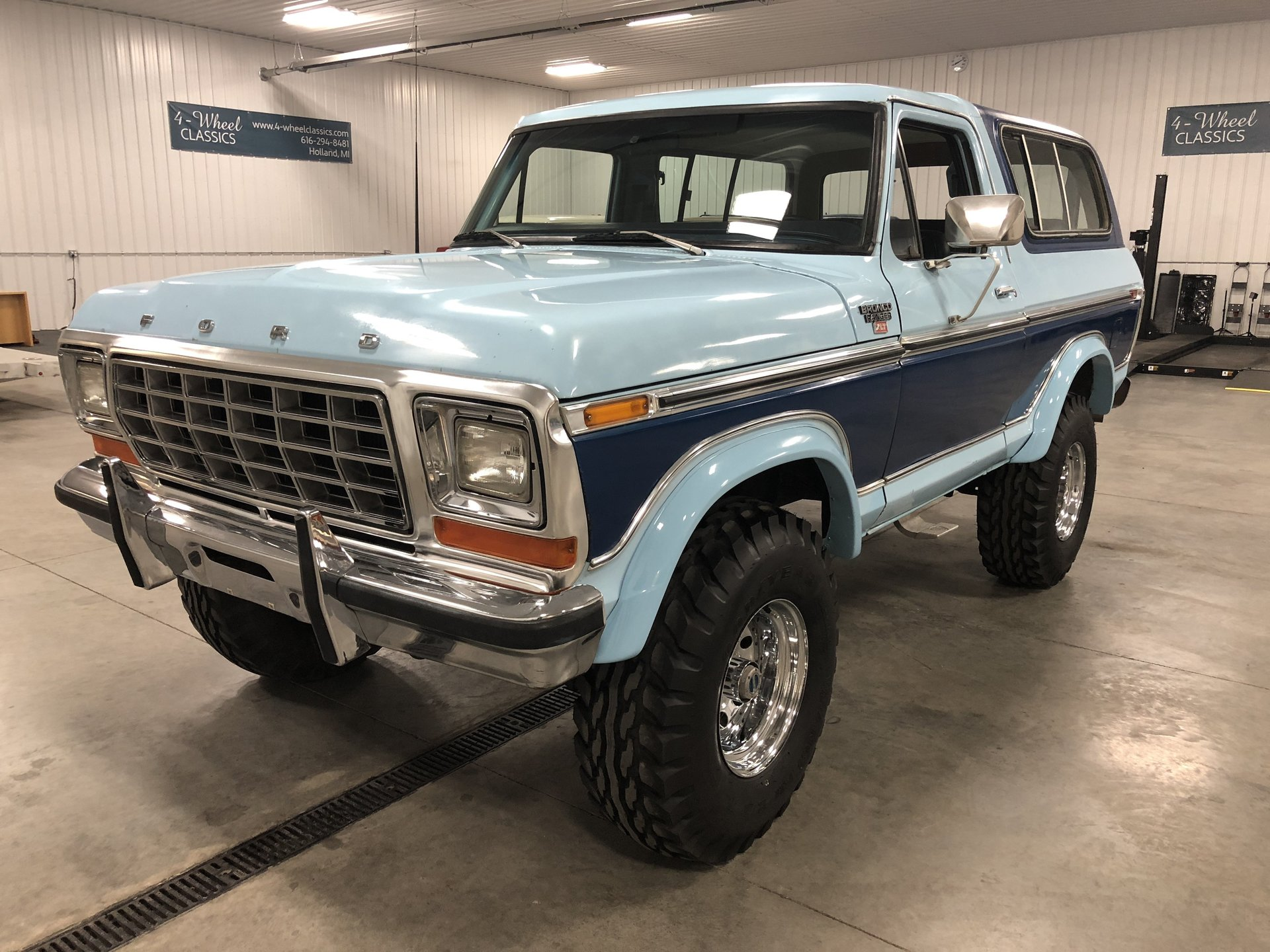 1979 Ford Bronco For Sale #77620