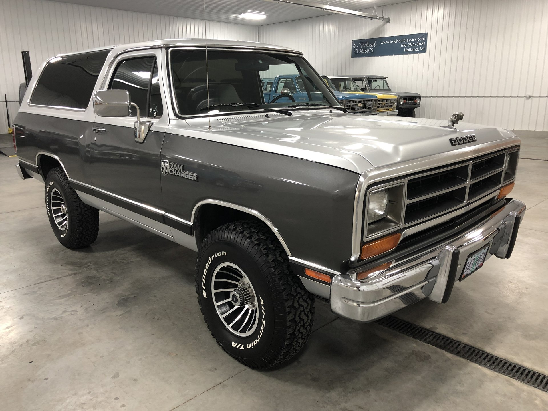 ramcharger for dodge custom sale