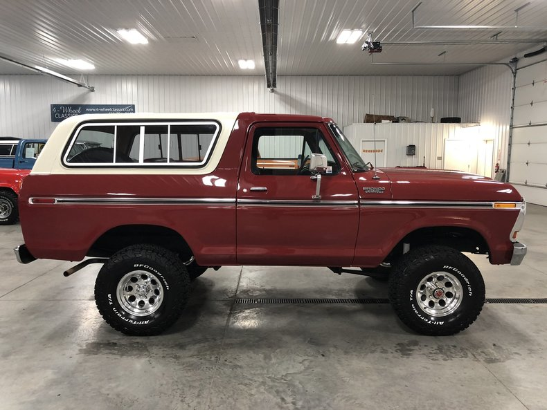 1978 ford bronco for sale 78317 mcg for Garage ford chelles 77