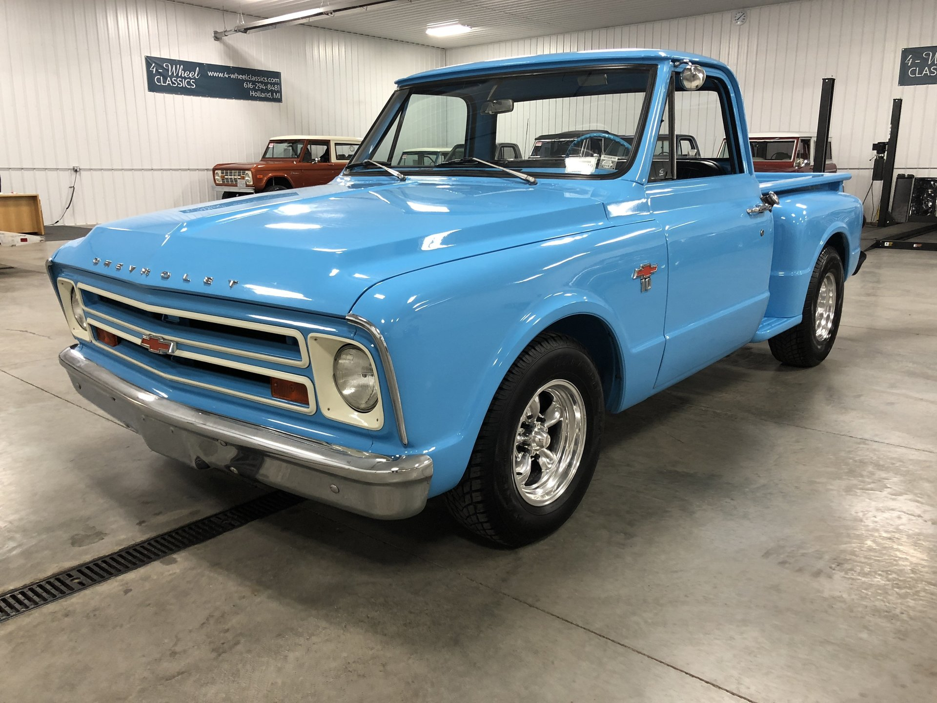 6171eae7f500 hd 1969 chevrolet c10