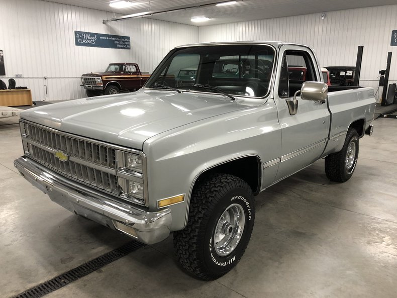 1981 Chevrolet K-10