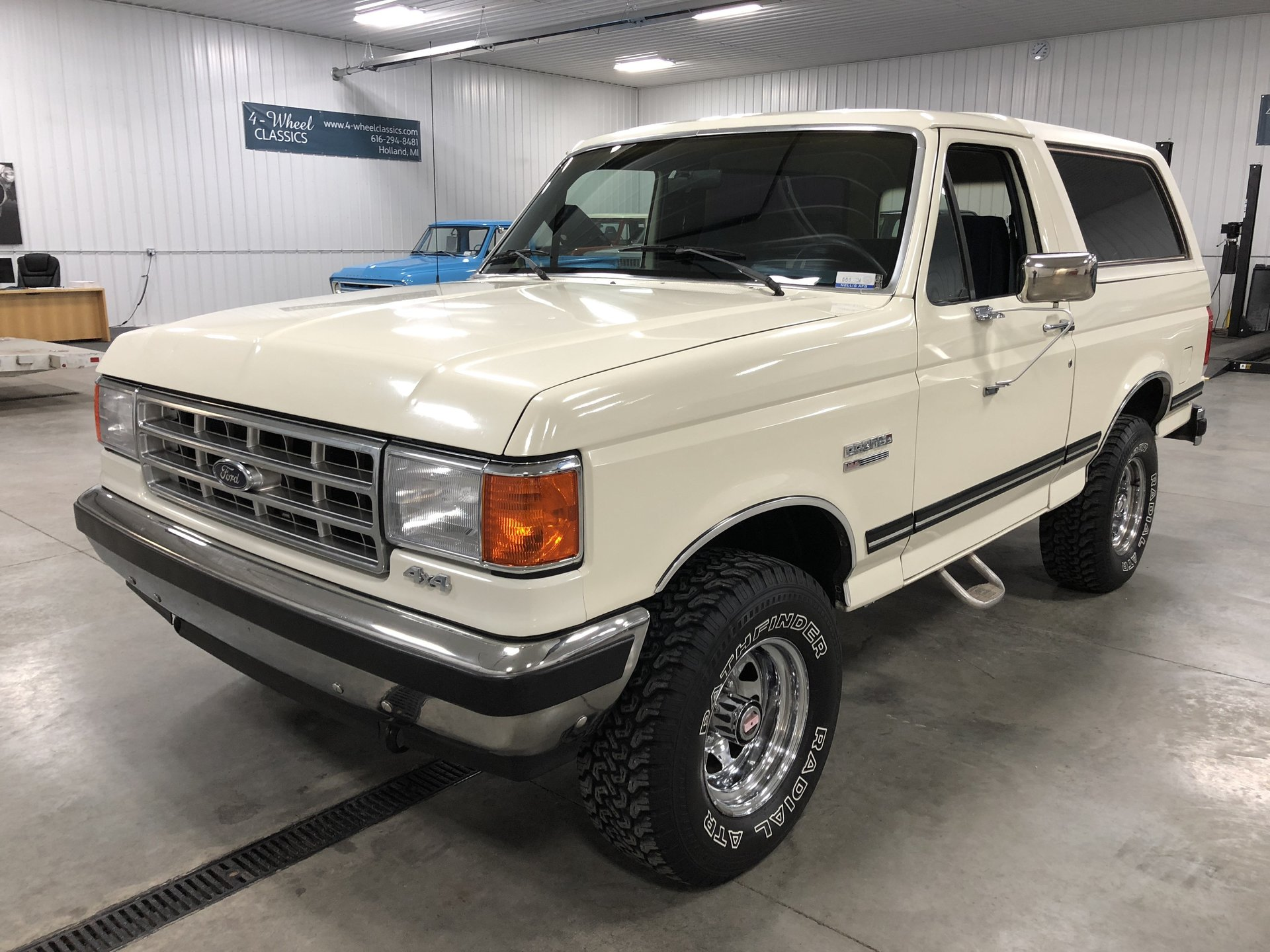 1987 ford bronco for sale 82110 mcg. Black Bedroom Furniture Sets. Home Design Ideas