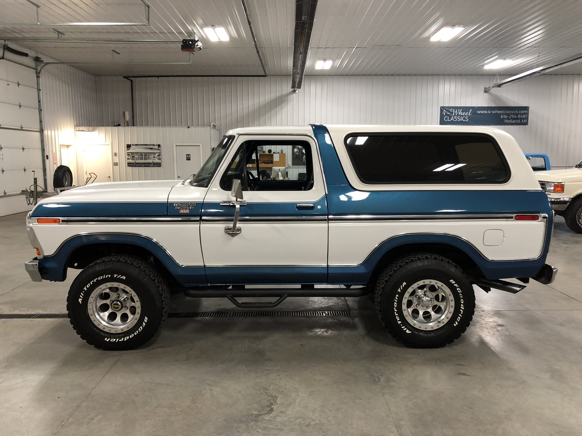 Steam Clean Car Interior >> 1979 Ford Bronco | 4-Wheel Classics/Classic Car, Truck ...