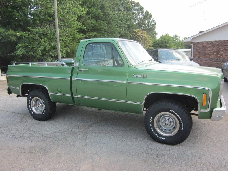 1974 Chevrolet C10