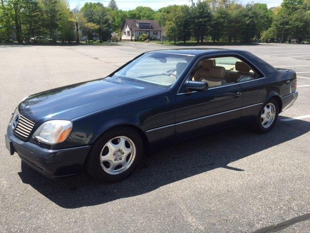 1998 Mercedes-Benz CL500