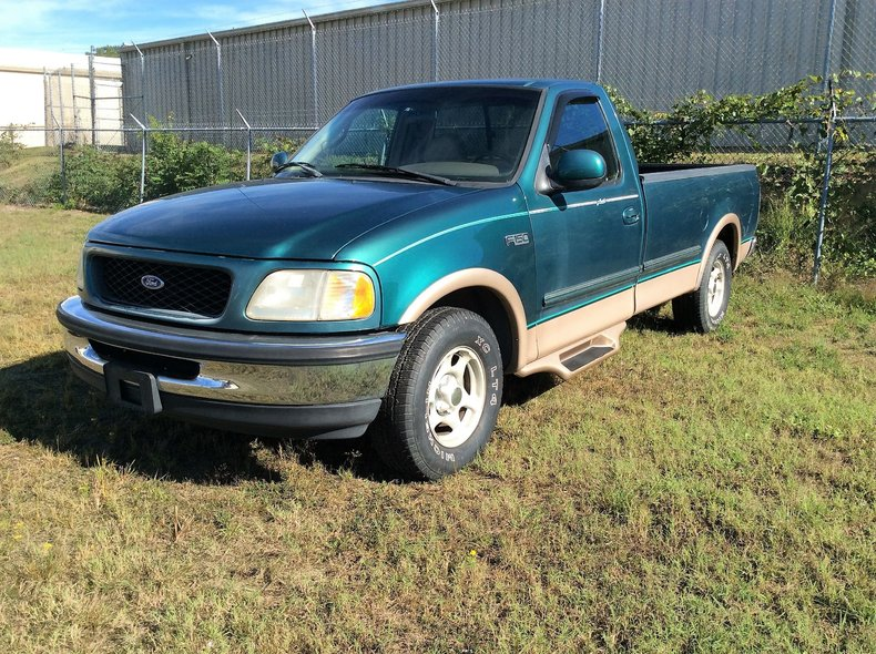 Green Ford Greensboro Nc >> 1997 Ford F150 | GAA Classic Cars