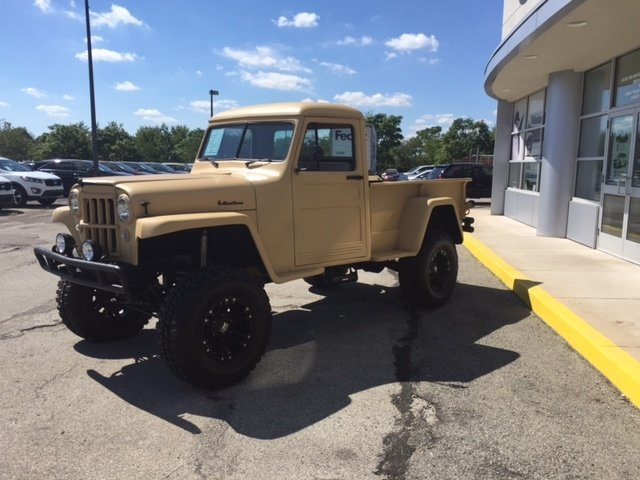 1955 Jeep Willys