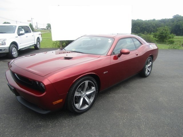 2014 Dodge Challenger R/T 100th Anniversary Edition