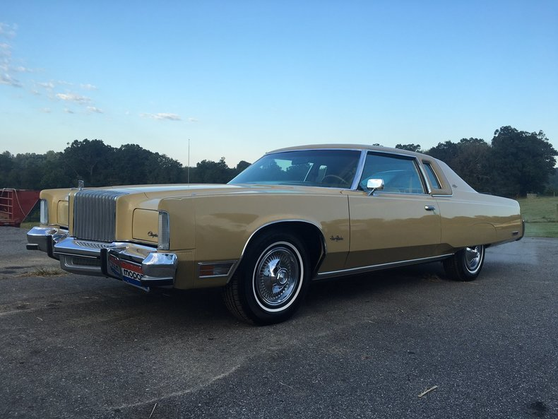 1977 Chrysler New Yorker