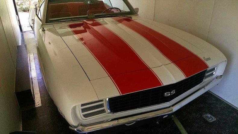 1969 Chevrolet Camaro Pace Car