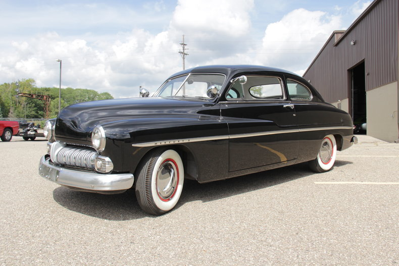 1950 Mercury 8 Coupe