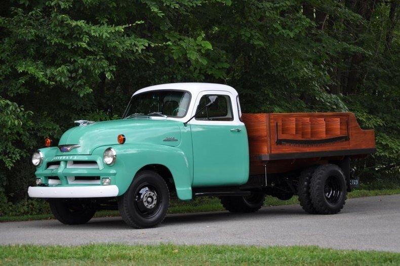 1954 Chevrolet 3800