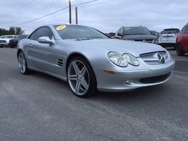 2003 Mercedes-Benz 500 SL