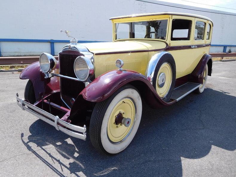 Norwalk Auto Auction >> 1930 Packard 726 | GAA Classic Cars
