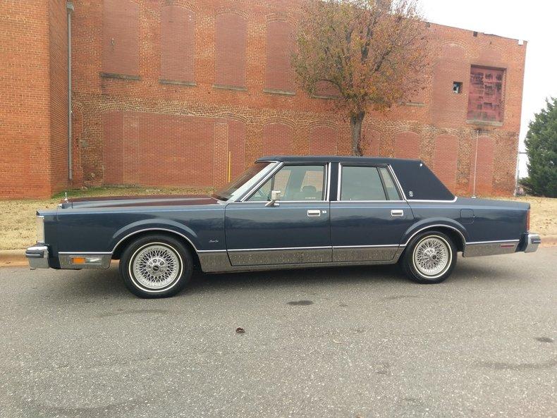 1984 Lincoln Town Car Gaa Classic Cars
