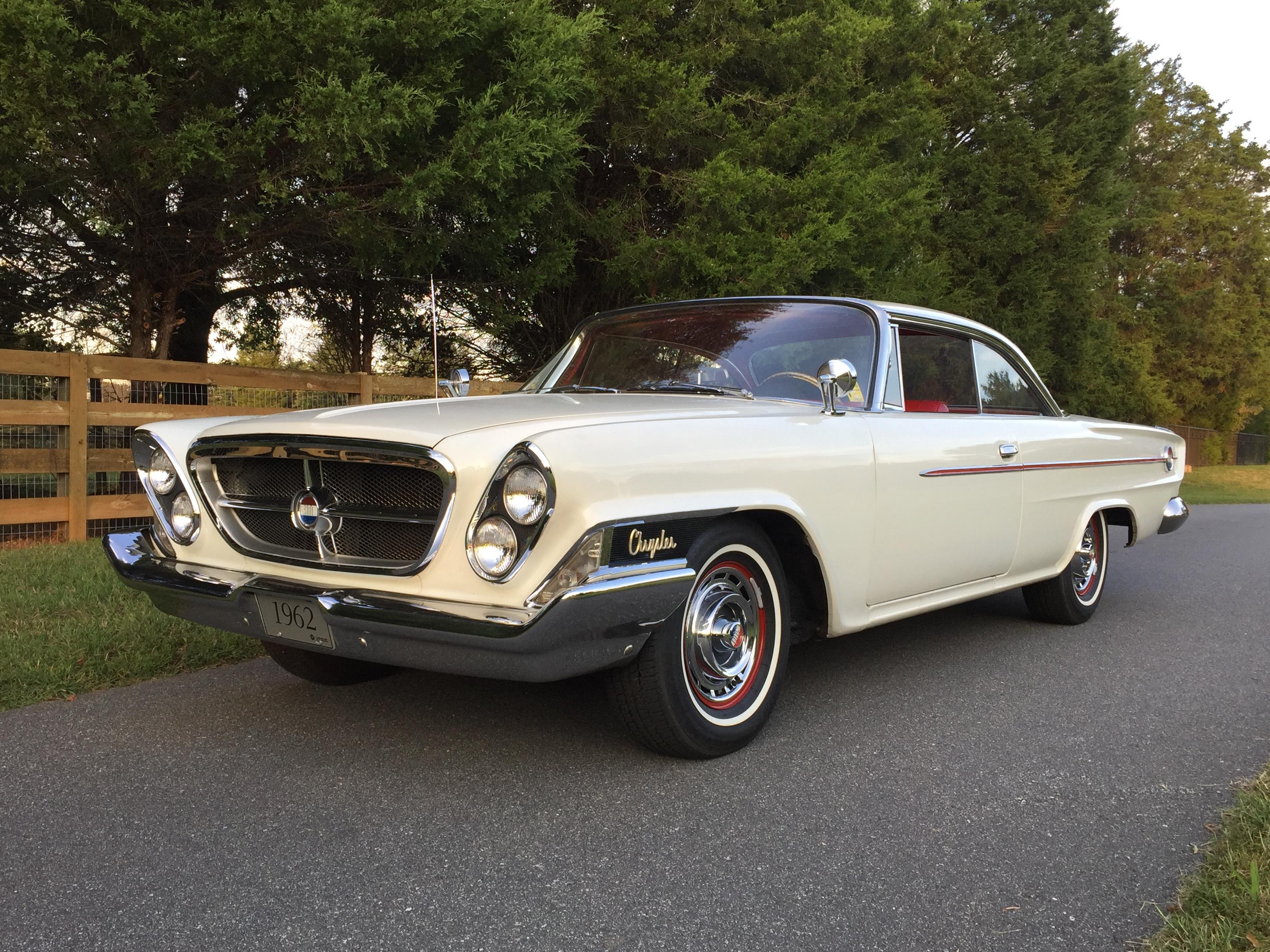 1962 chrysler 300 sport gaa classic cars. Black Bedroom Furniture Sets. Home Design Ideas