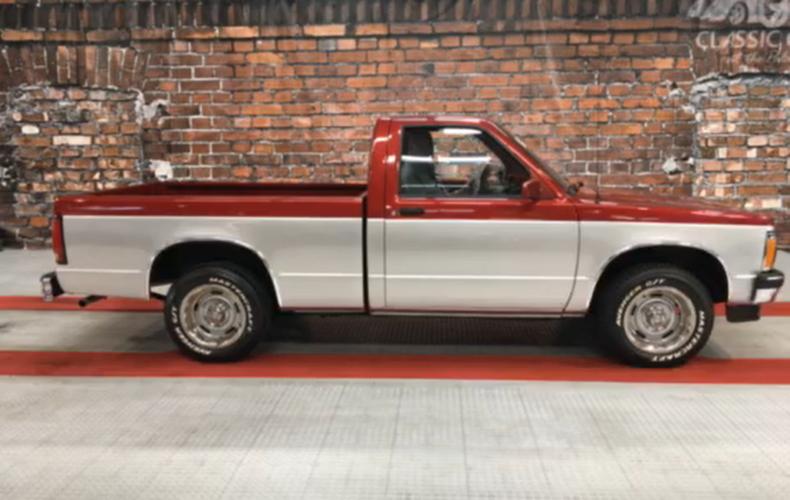 Norwalk Auto Auction >> 1992 Chevrolet S10 | GAA Classic Cars