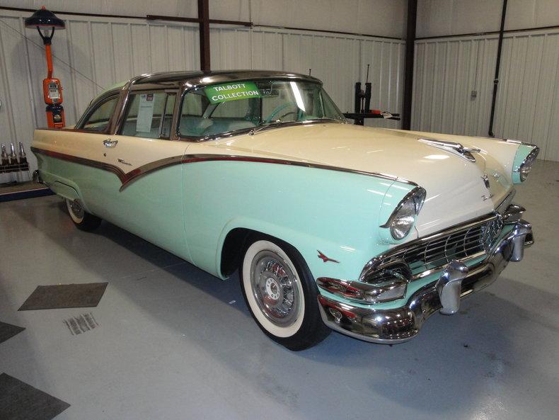 Norwalk Auto Auction >> 1956 Ford Crown Victoria | GAA Classic Cars