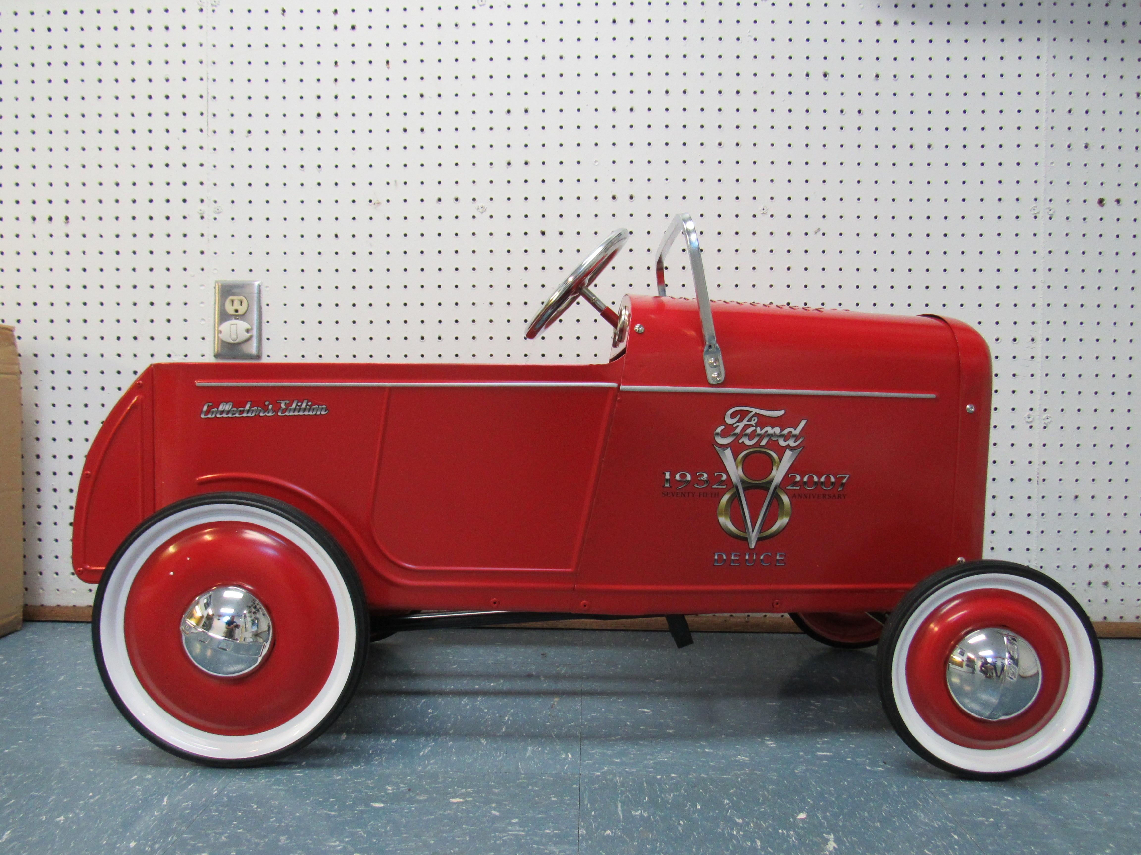 Norwalk Auto Auction >> Ford Pedal Car   GAA Classic Cars