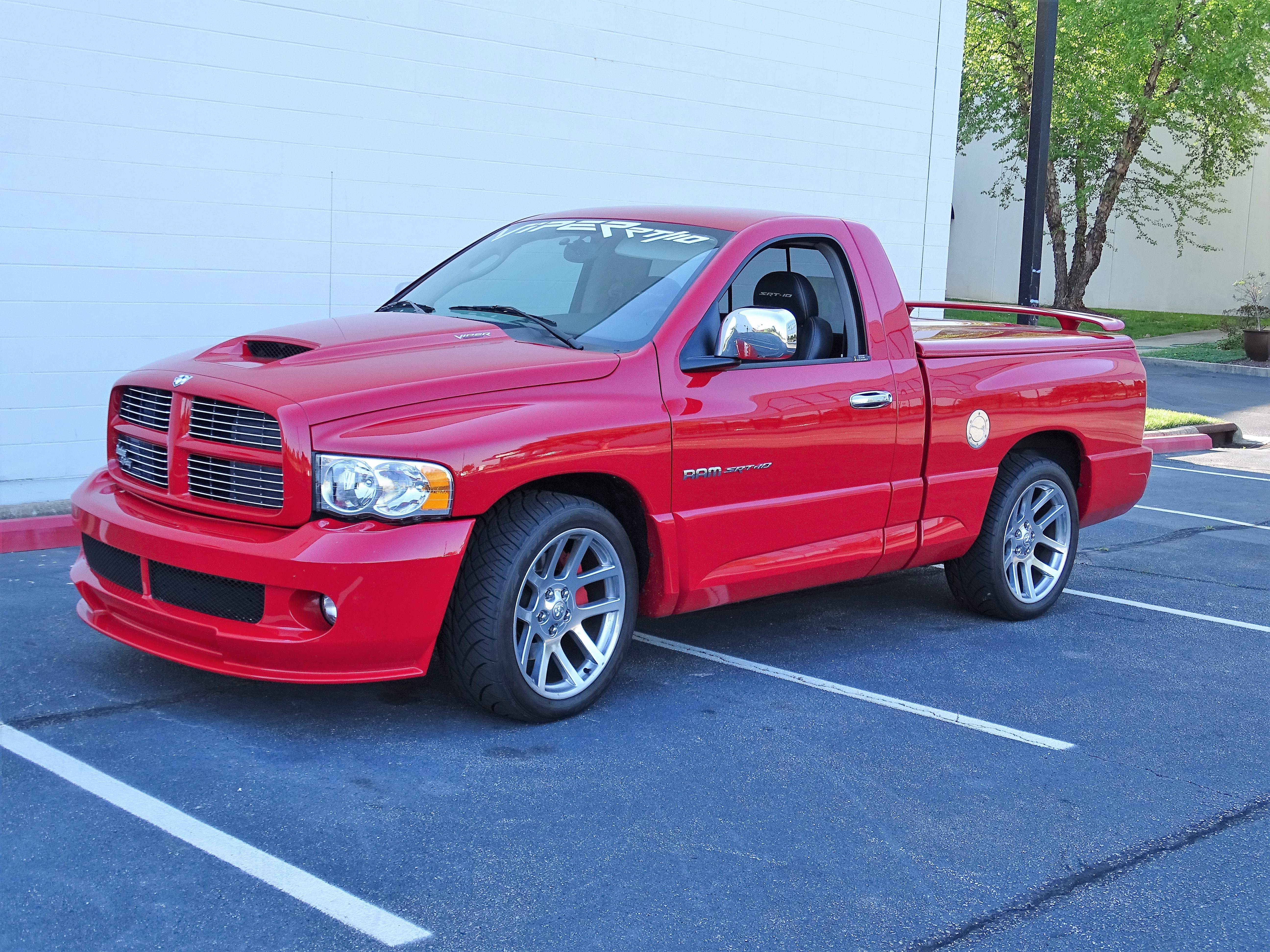 2005 dodge ram 1500 srt 10 gaa classic cars. Black Bedroom Furniture Sets. Home Design Ideas