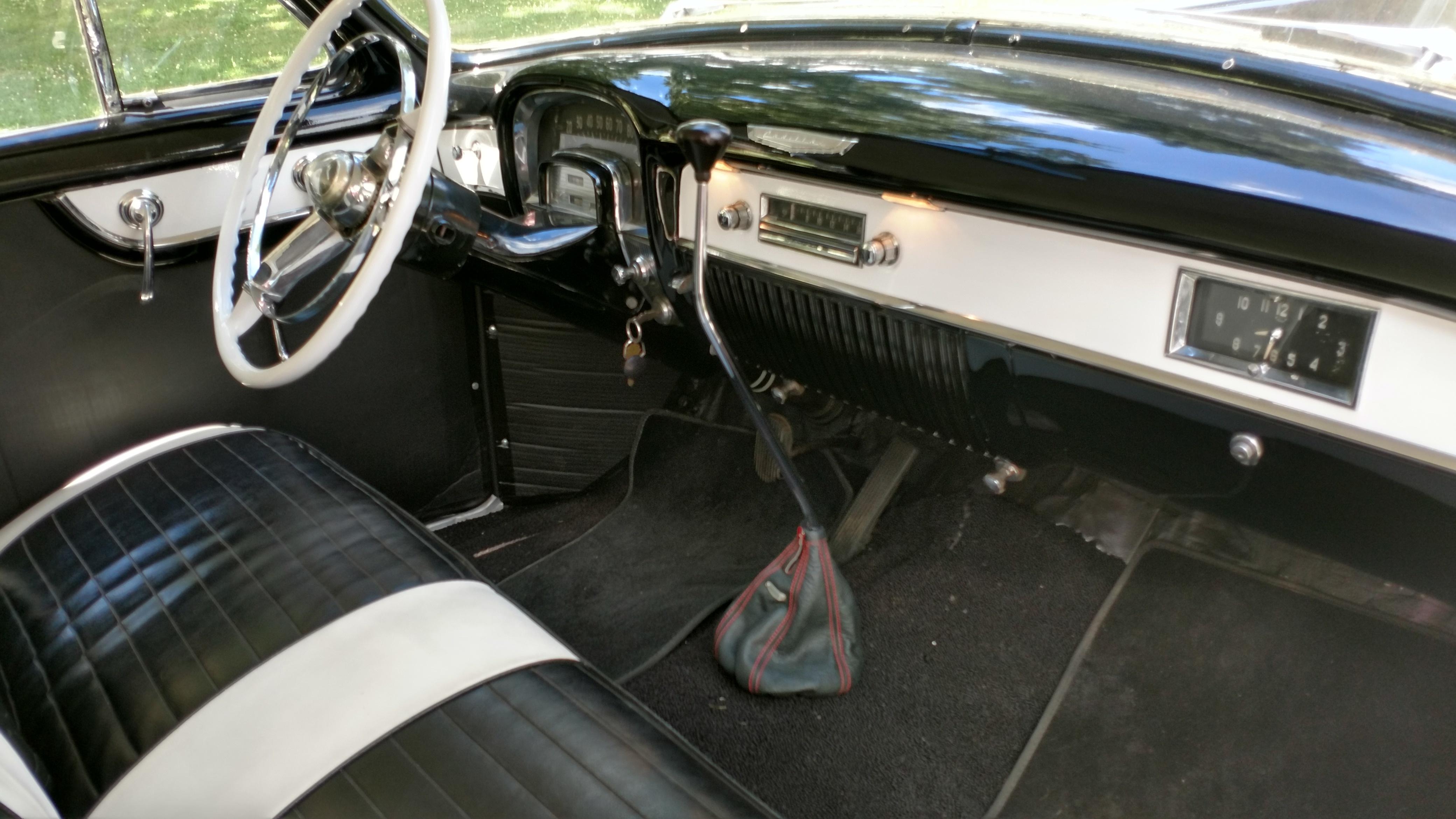 1951 Cadillac 62 Series Gaa Classic Cars Sedan Chevrolet Drive Train 350 Cid Engine