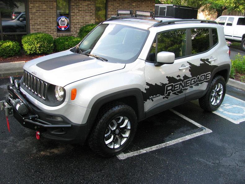 Jeep Renegade Roof >> 2016 Jeep Renegade | GAA Classic Cars