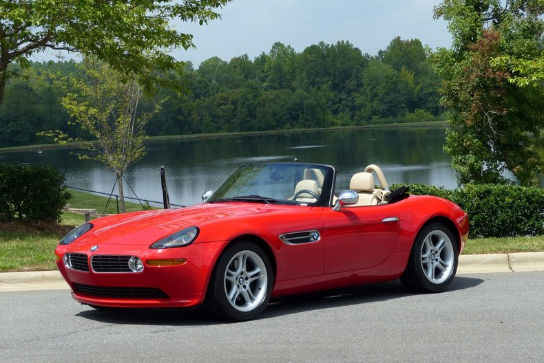 2001 BMW Z8 | GAA Classic Cars