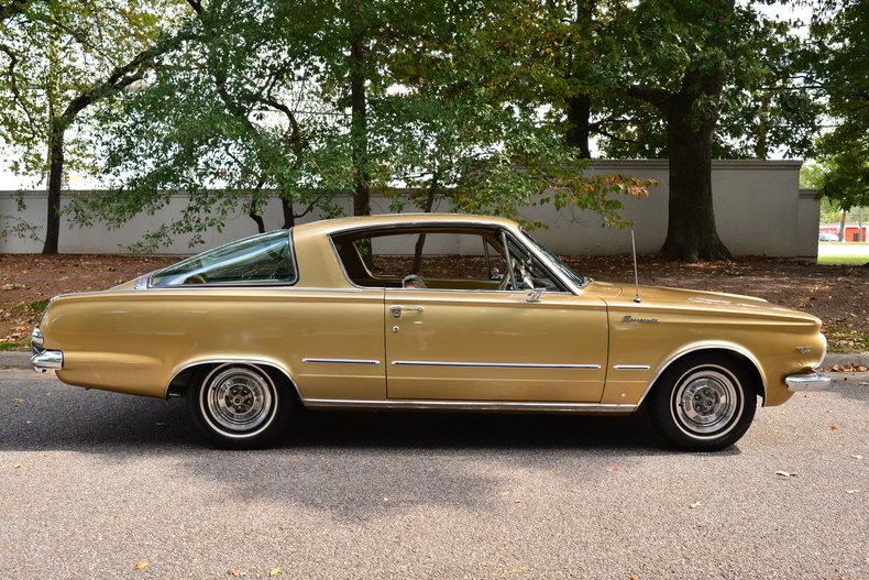 1964 Plymouth Barracuda Gaa Classic Cars