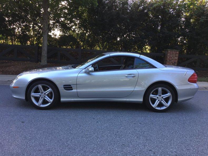 2005 Mercedes-Benz SL500 | GAA Classic Cars
