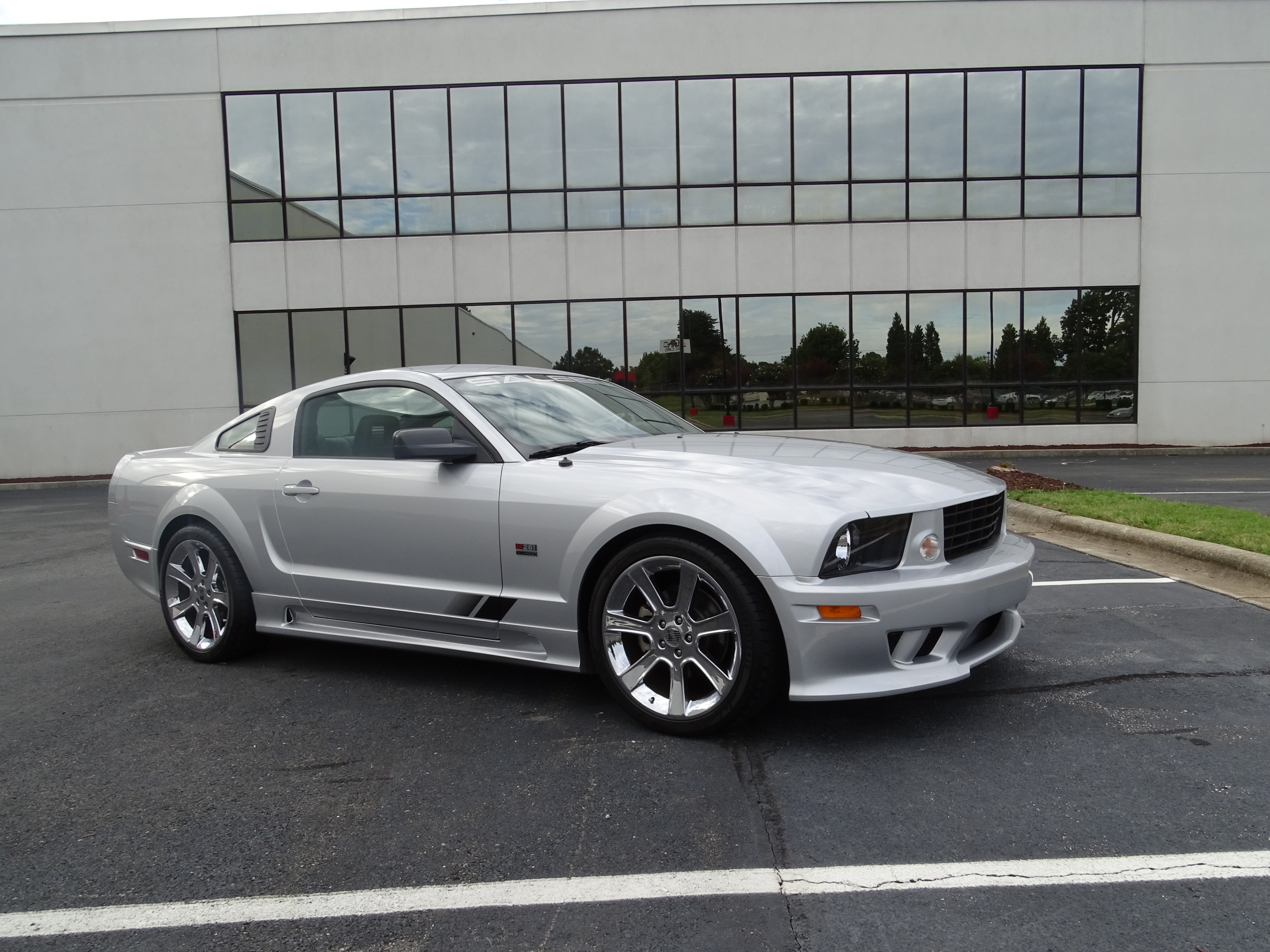 2006 ford mustang gaa classic cars. Black Bedroom Furniture Sets. Home Design Ideas