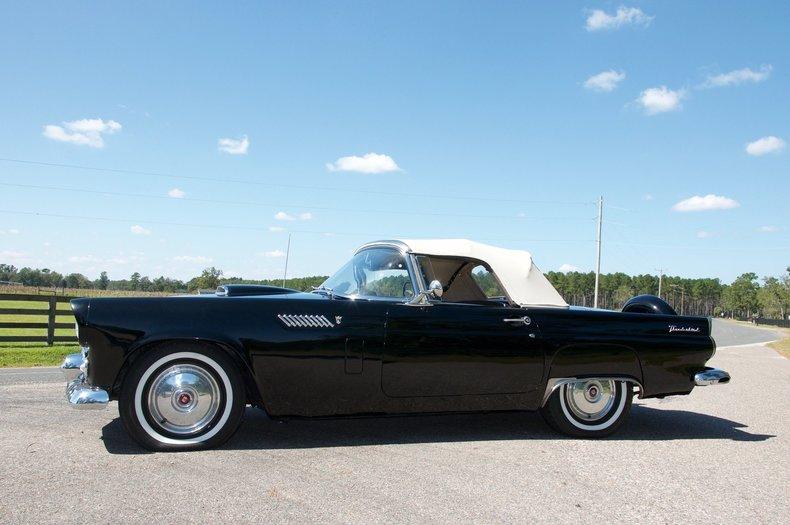 Norwalk Auto Auction >> 1956 Ford Thunderbird   GAA Classic Cars