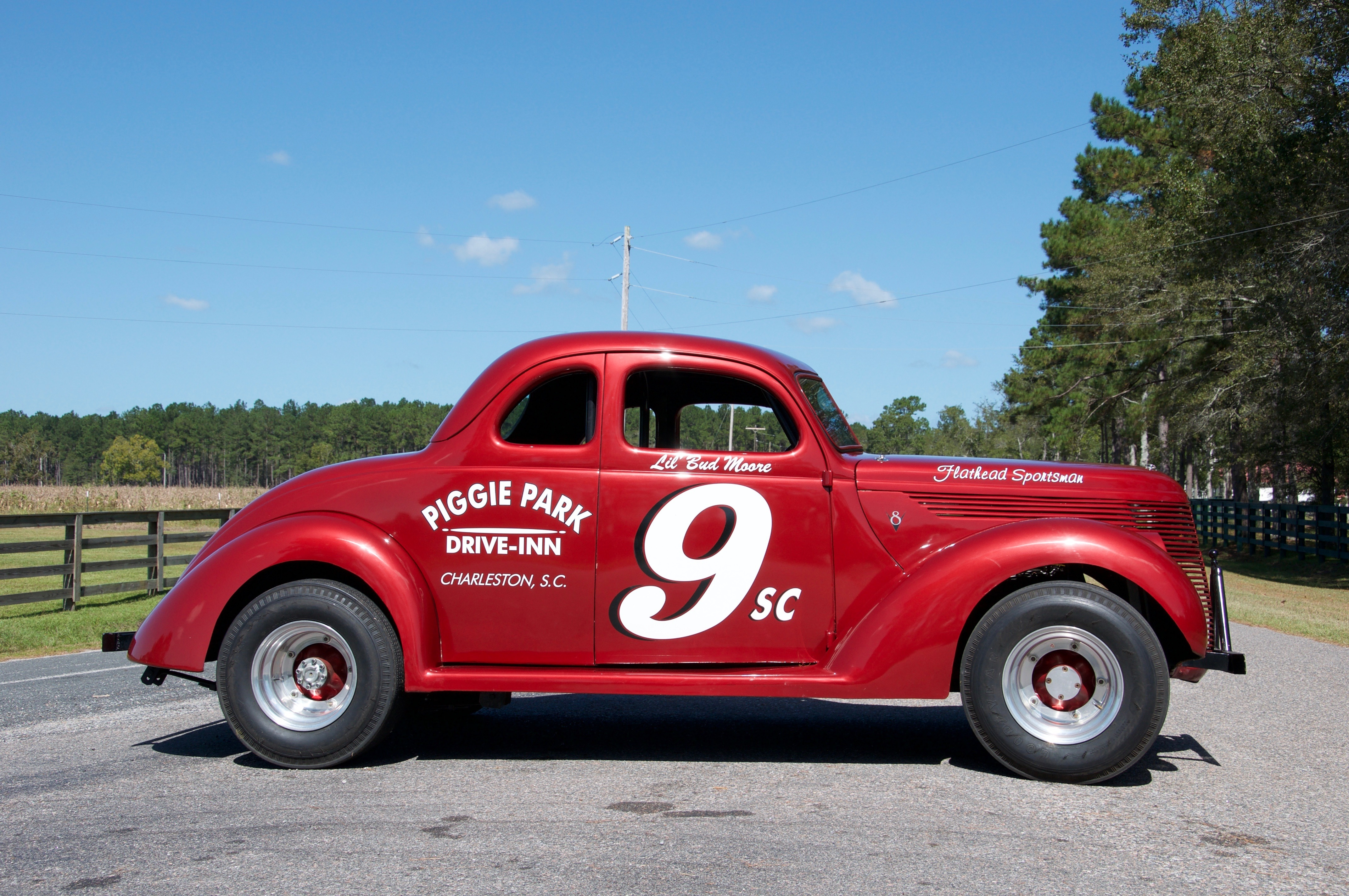 1939 Ford Coupe | GAA Classic Cars