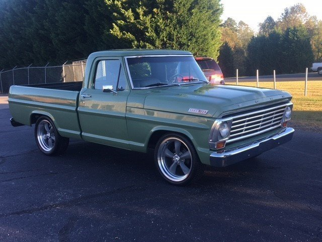 Transmission For Sale >> 1967 Ford F100 | GAA Classic Cars