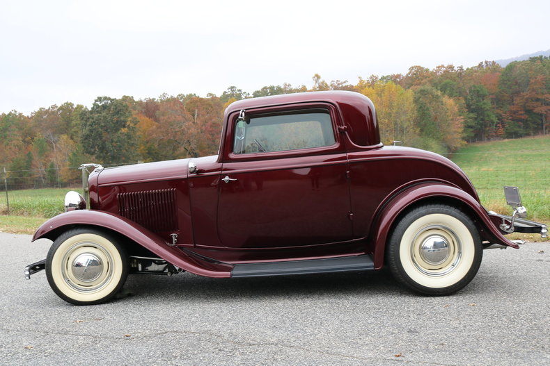 1932 ford 3 window coupe gaa classic cars for 1932 ford three window coupe for sale