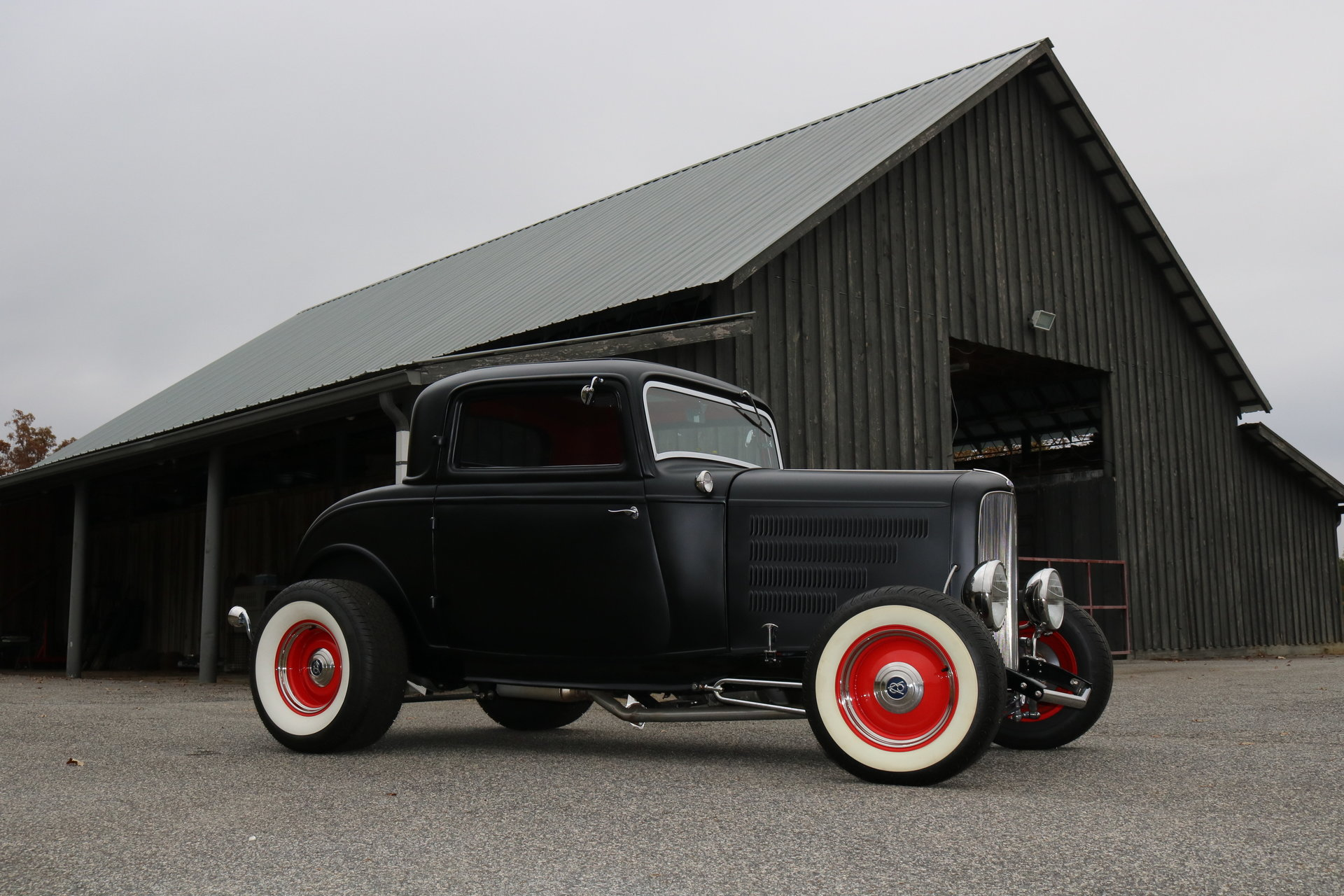 1932 Ford 3 Window Coupe | GAA Classic Cars