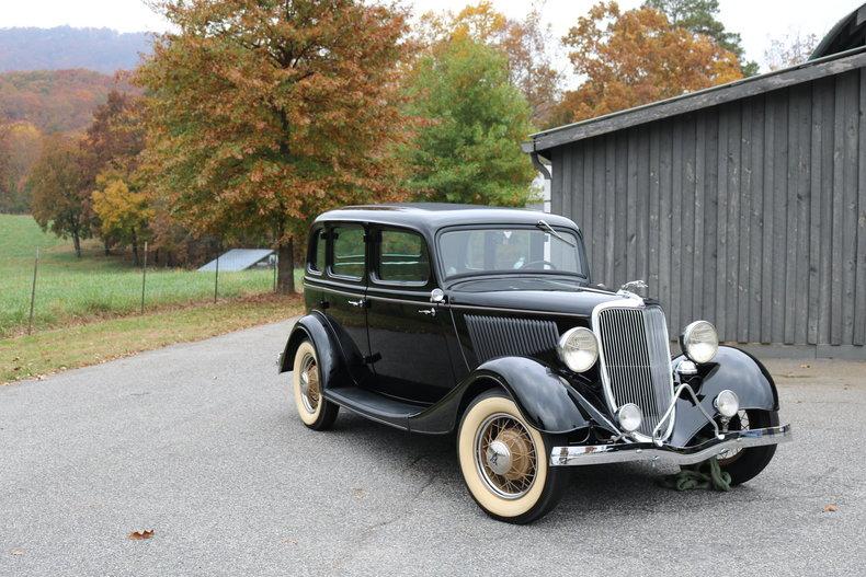 1934 ford 4 door sedan gaa classic cars for 1934 ford door