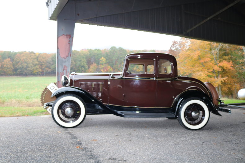 1932 ford 5 window coupe my classic garage for 1932 ford 3 window coupe for sale in canada
