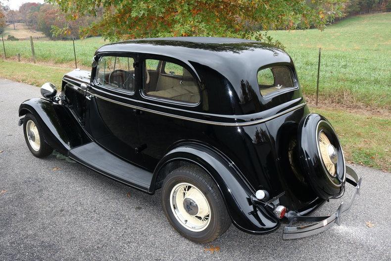 1934 ford victoria gaa classic cars. Black Bedroom Furniture Sets. Home Design Ideas