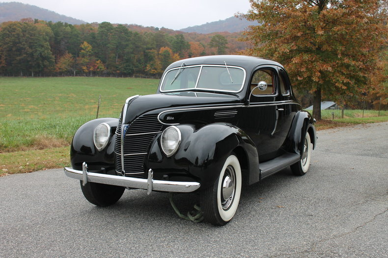 1939 ford 2 door standard coupe gaa classic cars. Black Bedroom Furniture Sets. Home Design Ideas