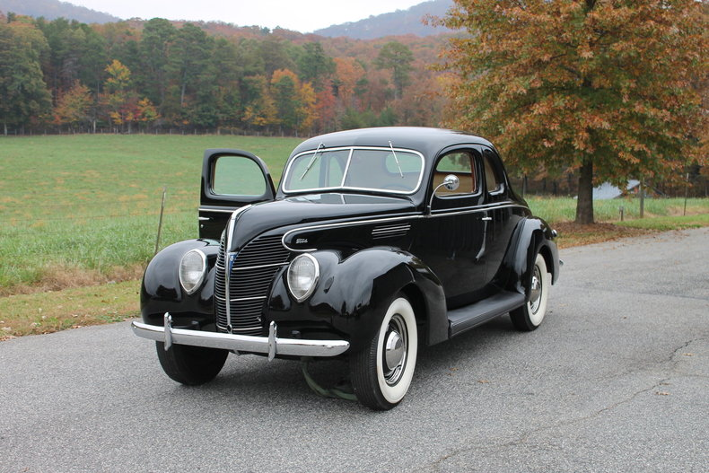 1939 ford 2 door standard coupe gaa classic cars for 1939 ford 2 door sedan for sale