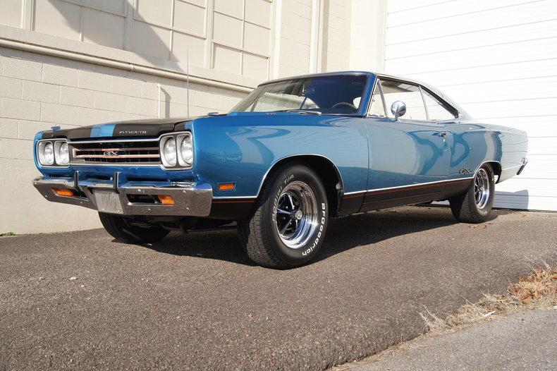 1969年 プリムス GTX