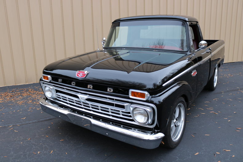 1965 ford f100 my classic garage